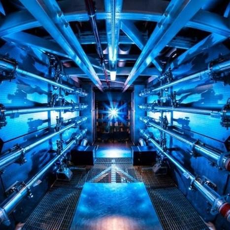 Record-breaking laser shot hits 500 trillion watts   Amazing Science   Scoop.it
