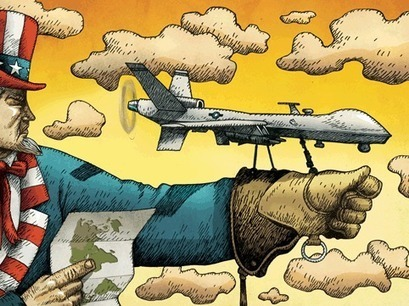 "Uncle Sam Prepares To Unleash Up To 30,000 Drones Over America For ""Public Safety"" 