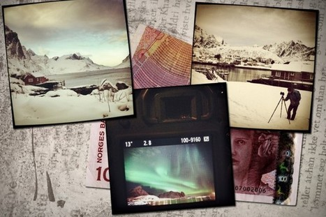 De retour de Norvège : les Lofoten en hiver, résumé en iphonographie | Voyages en terres polaires | Scoop.it