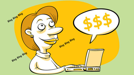 Can I Really Make a Living by Blogging? | Cibereducação | Scoop.it
