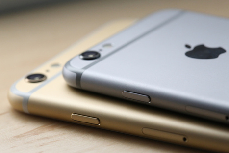Apple Sells 10 Million iPhone 6 And 6 Plus Devices During Launch Weekend | TechCrunch | Nerd Vittles Daily Dump | Scoop.it