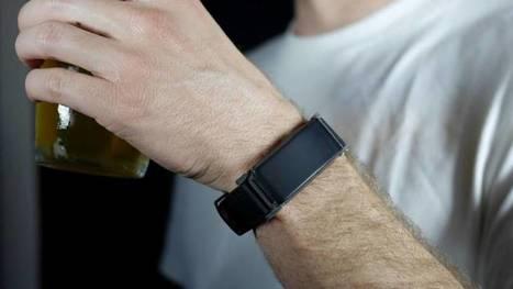 No pidas otra copa: la pulsera que te avisa en tiempo real de cuánto alcohol has bebido | Salud Conectada | Scoop.it