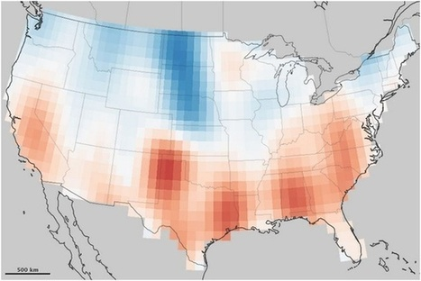 Where Catastrophic Droughts and Floods Are Bound to Happen in the U.S. | Agriculture | Scoop.it