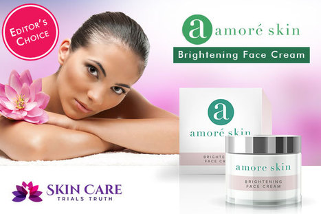 Amore Skin Brightening Face Cream | Skin Care T...
