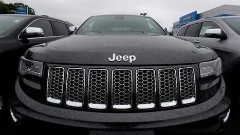California, federal regulators accuse Fiat Chrysler of emissions cheating | Sustainability Science | Scoop.it
