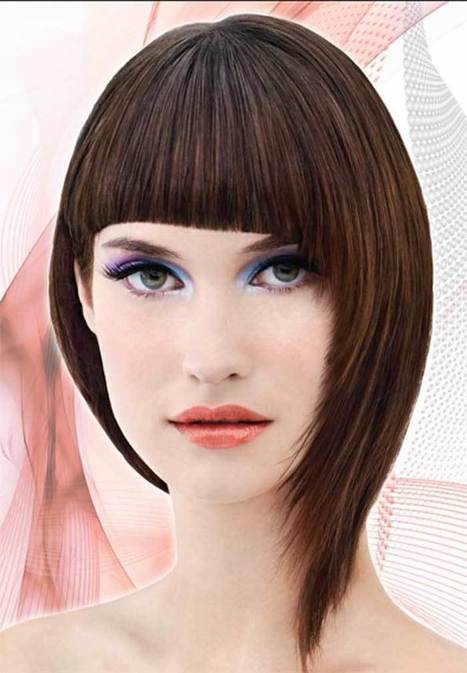 New And Latest Short Hair Styles Collection 201