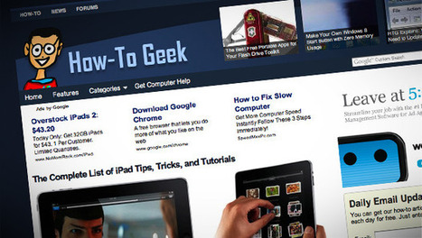 Be an iPad Superstar: 8 Collections of iOS 5Tips   Mobile Learning in PK-16 & Beyond...   Scoop.it