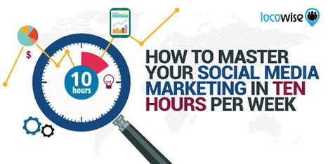 How To Master Your Social Media Marketing In Ten Hours Per Week - Locowise Blog | JOIN SCOOP.IT AND FOLLOW ME ON SCOOP.IT | Scoop.it