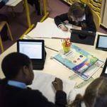 Une majorité de Français favorables aux tablettes tactiles à l'école - Le Figaro | Outils d'analyse du Social Media | Scoop.it