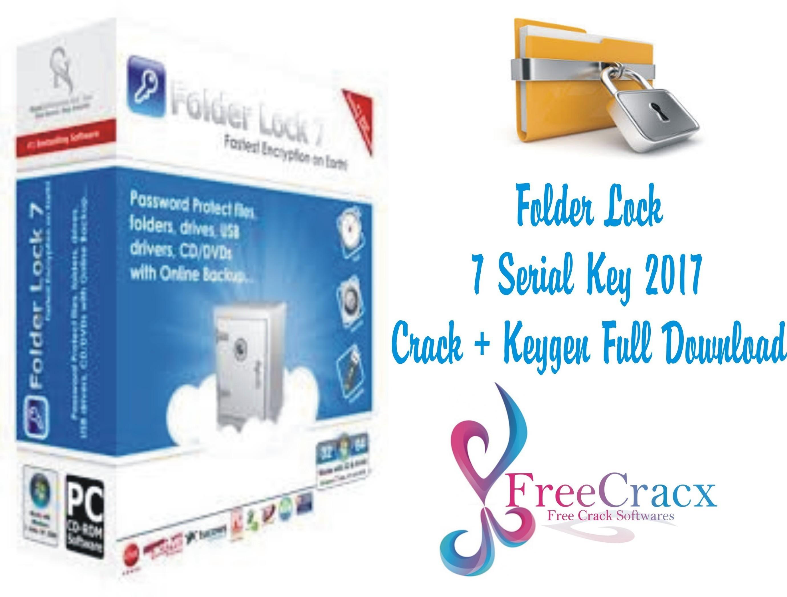 download folder lock full version with serial keys & crack