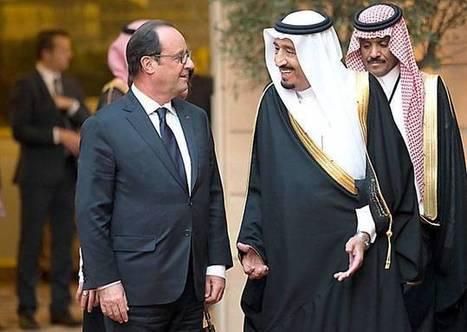 Hollande et Salman ben Abdel-Aziz donnent le feu vert à l'aide militaire au Liban contre l'état Islamique ' Histoire de la Fin de la Croissance ' Scoop.it