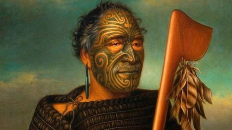New Zealand Maori anger at 'offensive' shower curtains | Cultural Geography | Scoop.it