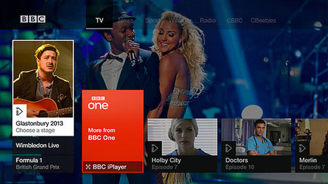 New features for BBC Connected Red Button | Audiovisual Interaction | Scoop.it