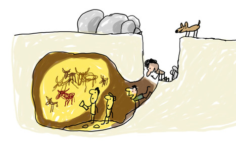 Comment a-t-on découvert la grotte de Lascaux ? | Arts et FLE | Scoop.it
