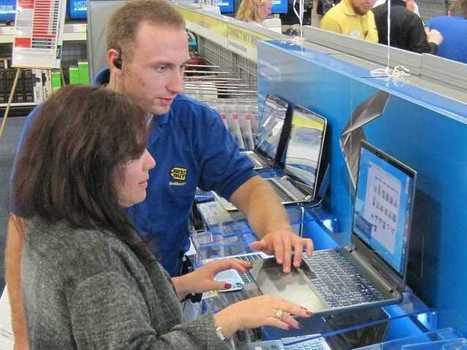 Best Buy Has Declared 'Showrooming' Dead In Its Stores - Business Insider | Intel Free Press | Scoop.it