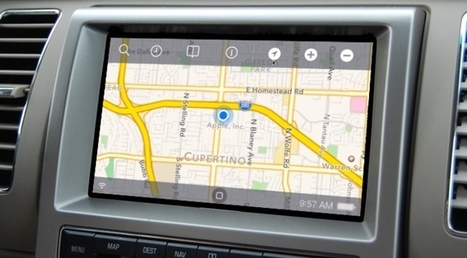 iOS in the Car video reveals drastically improved navigation | ExtremeTech | Jaien Digital Curation | Scoop.it