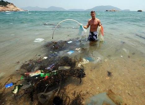 Le continent de déchets du Pacifique est cent fois plus grand qu'il y a quarante ans - 20minutes.fr   LYFtv - Lyon   Scoop.it