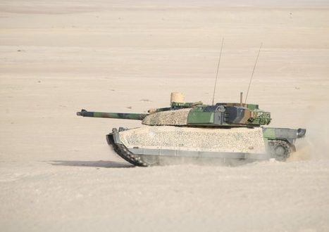 6d64aef90d86 France to upgrade 200 Leclerc main battle tanks by 2028
