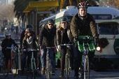 San Francisco bicycle boom follows bike-friendly upgrades | Bicycle advocacy | Scoop.it