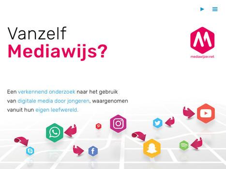 Vanzelf Mediawijs? Een verkennend onderzoek naar mediagebruik jongeren | Mediawijsheid en ouders | Scoop.it