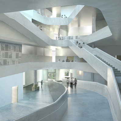 Steven Holl begins construction of second arts building at the University of Iowa | America and Africa | Scoop.it