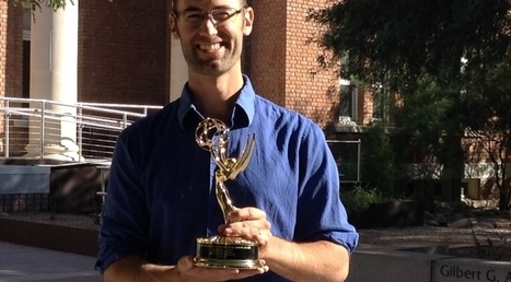 Documentary Wins Regional Emmy   UANews   CALS in the News   Scoop.it