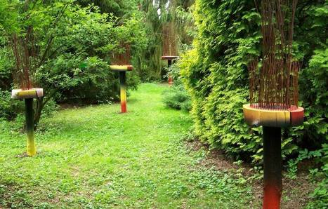 """Joanna Warchol:""""Tables for lone poets"""" 