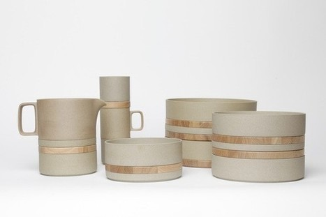 Made for Stacking: Hasami Porcelain's Modular Tableware : Remodelista | EAv | Scoop.it