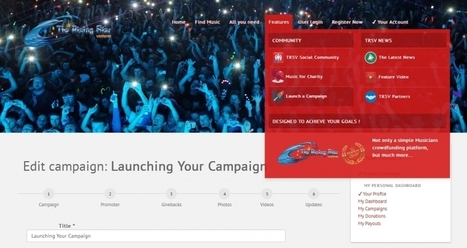 [VIDEO] Launching your Campaign | Artists & Labels - Futures Entertainment | Scoop.it