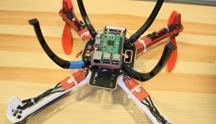 DIY: Live Video Streaming Drone with Raspberry