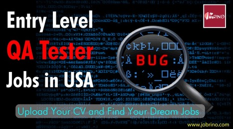 Entry Level Qa Tester Jobs In USA