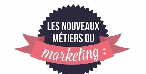 [#MarketingA20ans] Les métiers qui feront le marketing de demain - Data driven marketing   Digitalisation des compétences   Scoop.it