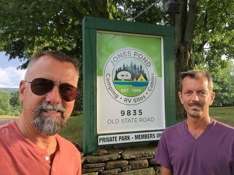 LGBT campers find adventure, community at U.S. getaways