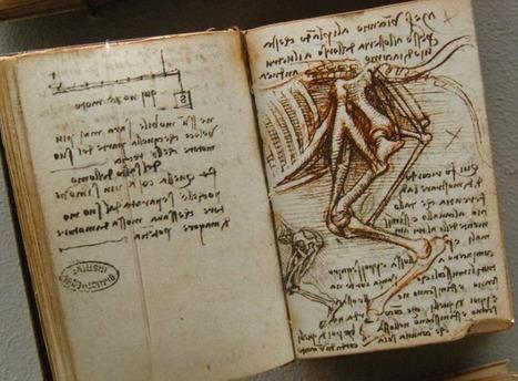 En 1482, Leonard de Vinci rédigeait sa lettre de motivation, et c'est un modèle du genre - SciencePost | L'actu culturelle | Scoop.it
