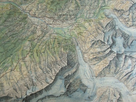 In Praise of Paper Maps | Spatial Analysis | Spatial Geography | Scoop.it