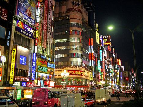 Tokyo | Christian Querou | Scoop.it