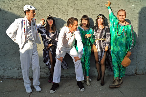 Disco Revival in New York With Crystal Ark and Escort | Hip Hop for Social Change | Scoop.it
