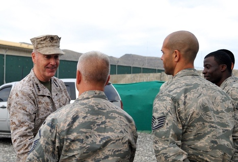 Mass. native guides war in Afghanistan to a close | Mediocre Me | Scoop.it
