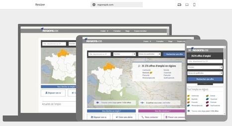 Google lance Resizer, un outil interactif pour tester un site sur plusieurs écrans - Blog du Modérateur | Boite à outils E-marketing | Scoop.it