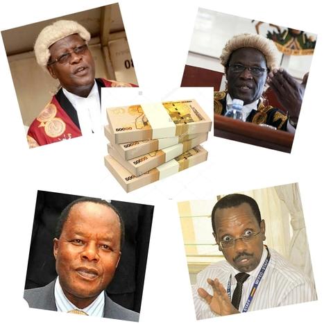 Govt Increases Salaries for Chief Justice, Permanent Secretaries | | UgandaNuz | Scoop.it