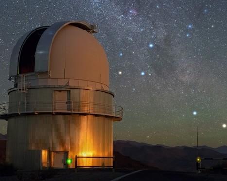 Alfa Centauri: el sistema estelar más cercano a nosotros   El Universo Hoy   Era del conocimiento   Scoop.it