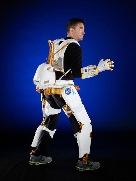 NASA Transforms Its Robot Astronaut Into An Exoskeleton Fit For Iron Man   Exoskeleton Systems   Scoop.it