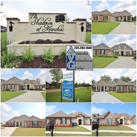 The Shadows At Manchac DSLD Homes Home Sales Update 2015-2016 – Ascension Parish Real Estate Home Appraisers | Ascension Parish Real Estate News | Scoop.it