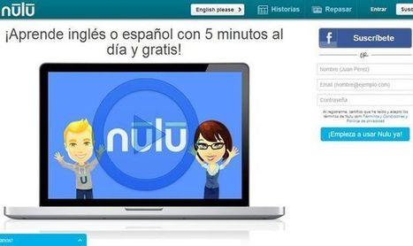 Nulu, aprende inglés gratis y online dedicándole algunos minutos diarios.- | LEARN ENGLISH | Scoop.it