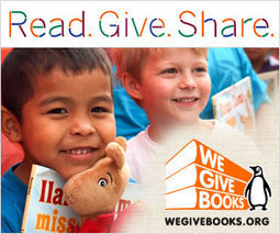 'Tis The Season – We Give Books | Design in Education | Scoop.it