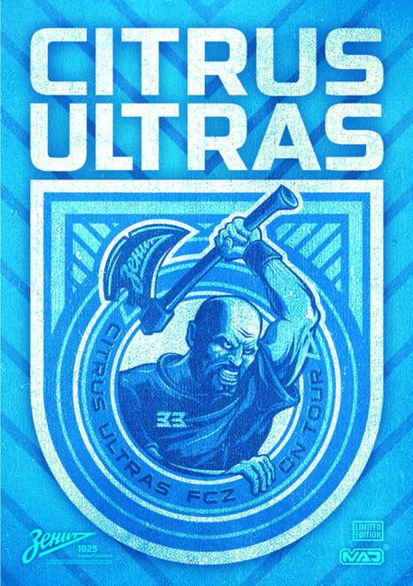 Poster Citrus Ultras Grouping Ul