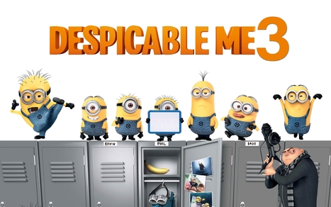 Download Despicable Me 3 Full Movie Free {Animation} | Download Full Movie Free Hd | Scoop.it