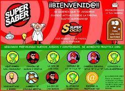 SuperSaber.com - Juegos para aprender | Español para los más pequeños | Scoop.it