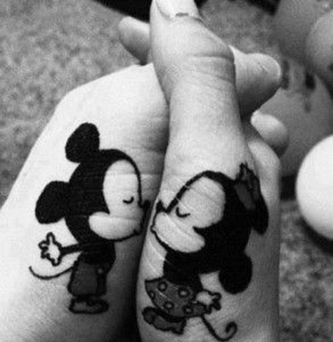 Matching Tattoo Ideas for Couples | picturescollections | Scoop.it