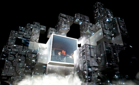 Amon Tobin's ISAM Project | TransChordian | Transmedia: Storytelling for the Digital Age | Scoop.it